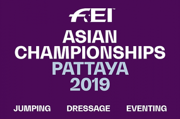 FEI Asian Championships Pattaya 2019